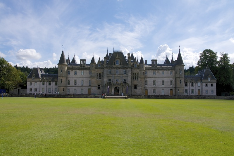 Schottland Callender House