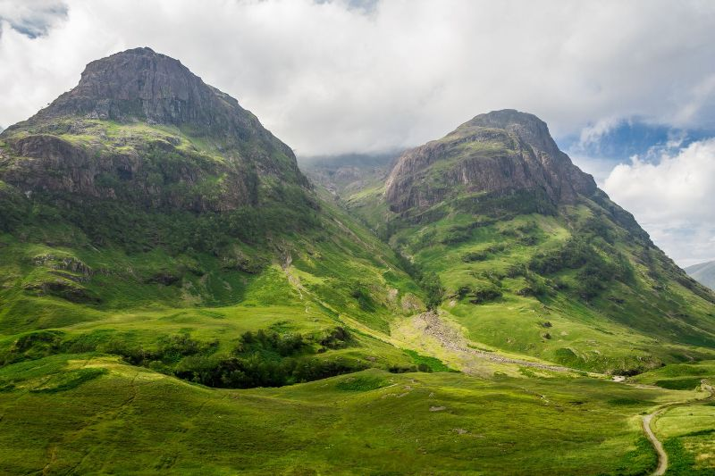 Schottland - Glencoe