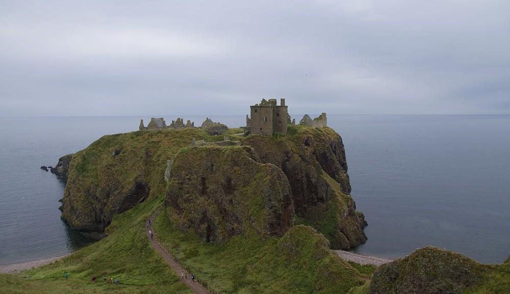 Schottland Dunnottar Castle