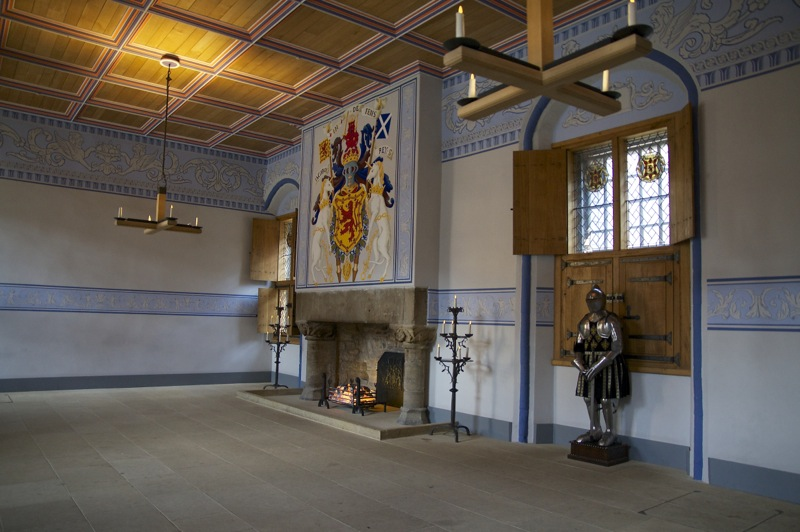 Schottland Stirling Castle