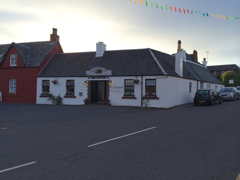 The Clachan Inn, Drymen
