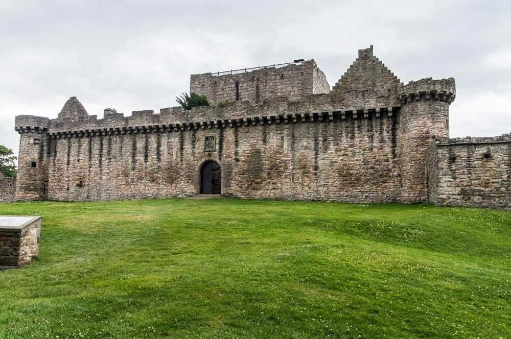 Schottland-Craigmillar-Castle