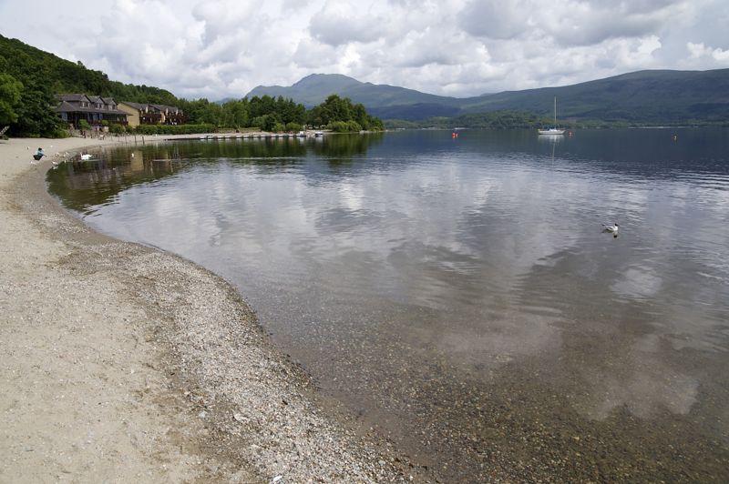 Schottland - Loch Lomond