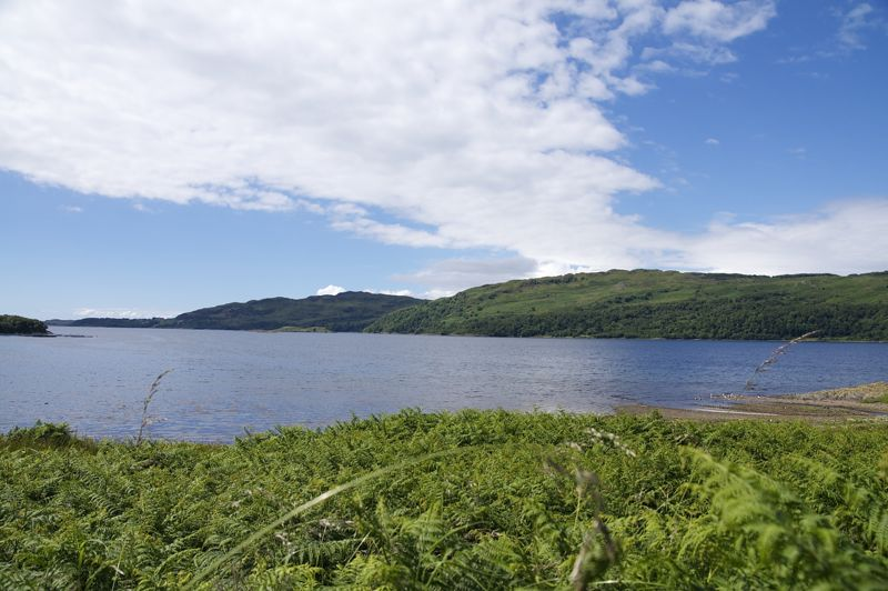 Schottland Westküste