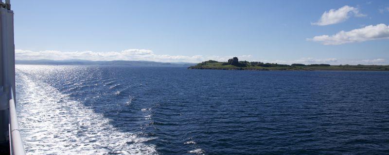 Schottland, Duart Castl, Isle of Mull