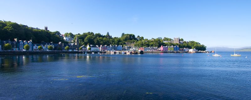 Schottland, Isle of Mull, Tobermory