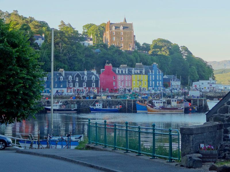 Schottland Tobermory