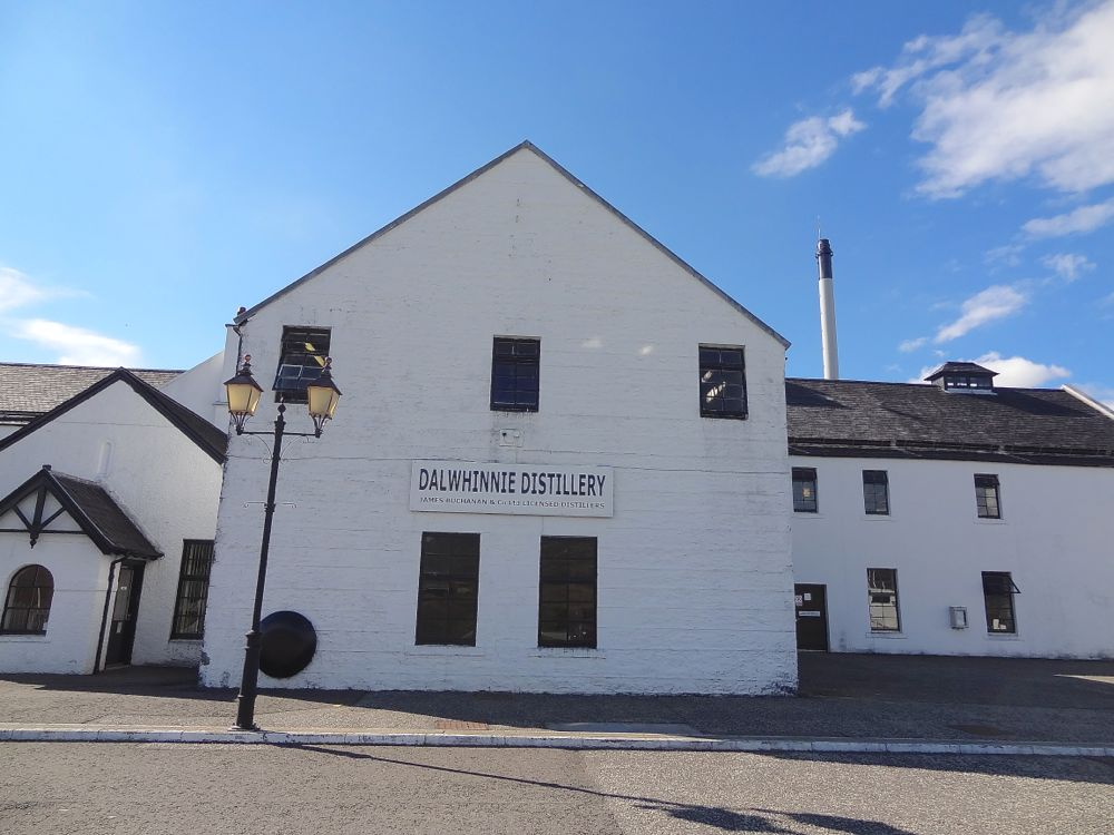 Schottland Dalwhinnie Distillery