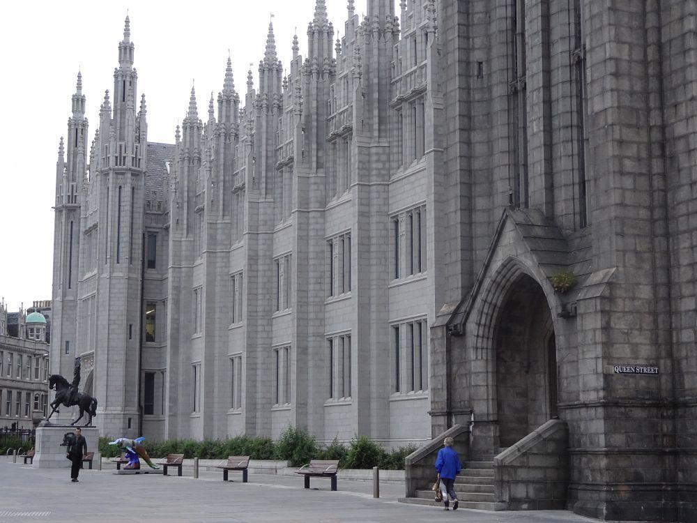 Schottland - Aberdeen