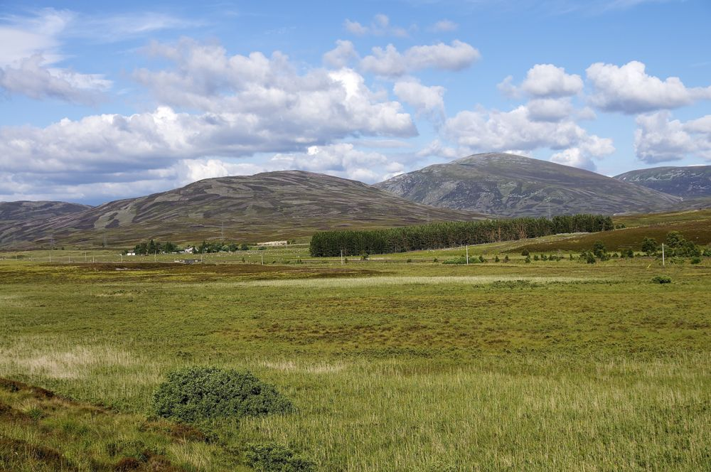 Schottland Cairngorms National Park