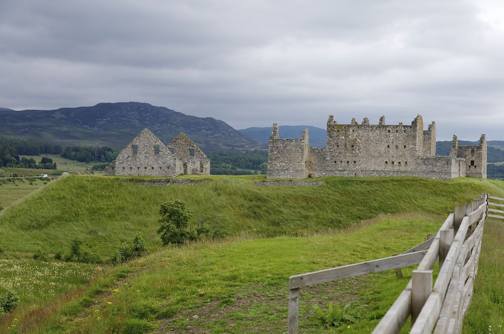 Schottland, Ruthven Barracks